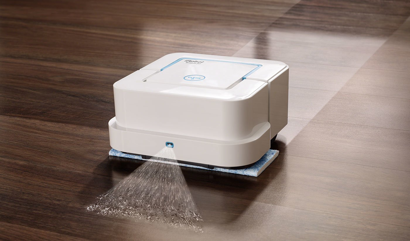 Floor Mopping Robots Irobot